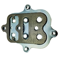 #155 Plate for Cylinder Head - Briggs Animal