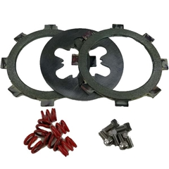 Bully Rebuild Kit - 2 Disc Red Spring