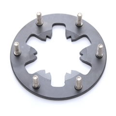 #15 Pressure Plate - 1 & 2 Disc 6 Spring