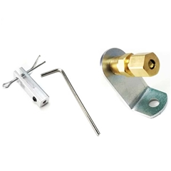 Throttle Bracket Kit Short - Clone