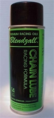 Blendzall Chain Lube, 14 oz spray