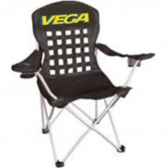 Folding Chair w/Window Net Back by VGear