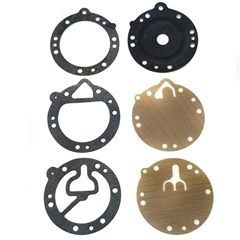 Gasket Kit OEM Double Stack - Tillotson