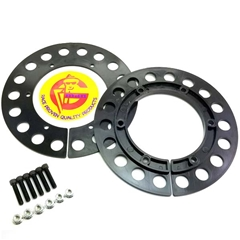 Sprocket Guard Plastic 8.5 inch