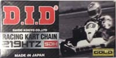 DID #219 Racing Chain 114 link