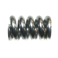 "Spring - Medium Tension - Silver - .117"" Wire Diameter"