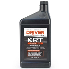 Joe Gibbs KRT 0W-20 Synthetic 4 Cycle Engine Oil