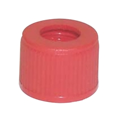 Cap for Fuel Line Pickup - Red