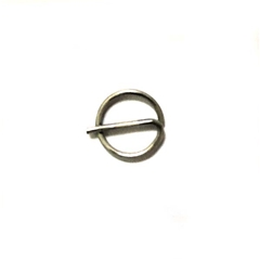 Circle Cotter Pin for 6mm Bolts