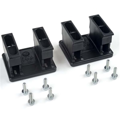 KG Push Back Nose Mounting Brackets - Pair