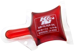 K&N Filter Oil 1/2 oz Tube