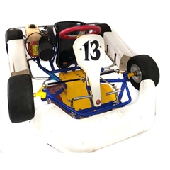 Kid Kart with Comer 50cc Engine - Used