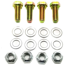 Bolt Kit for 4 Hole Brake Hub