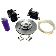 "MCP Complete Brake Kit for 1.00""  Axle - Billet"