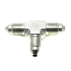 "AN Brake T Fitting 3 Way 1/8"" NPT AN-3"