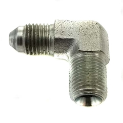 AN Brake Fitting 90 degree 1/8 NPT AN-3