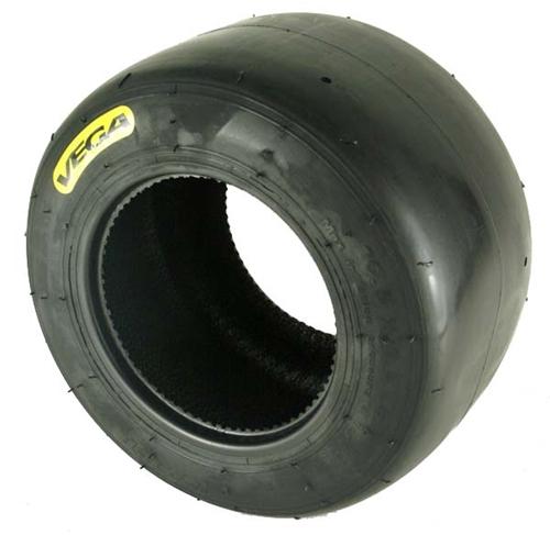 Vega Onewheel Pint 10 5 x 4 50- 6 Slick Tires - Ultimate Performance Yellow