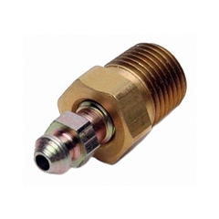 "Bleeder Screw 1/4""-28 and 1/8"" NPT Adaptor"