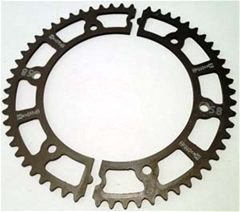 Nitro #35 Rear Sprocket - Split