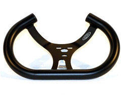 Tilt Open Top Aluminum Steering Wheel