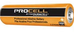 Battery AAA - Duracell ProCell