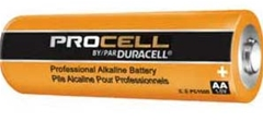 Battery AA - Duracell ProCell