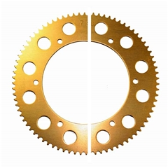 RLV #219 Rear Sprocket - Split