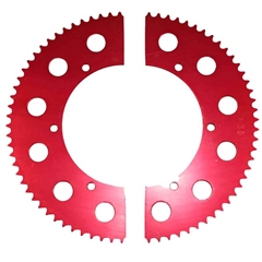 RLV #35 Rear Sprocket - Split