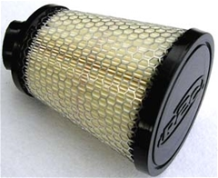 R2C Air Filter - Animal - 5 Long - Tapered - 11/4 Outlet