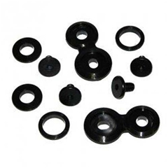 Simpson Shield Pivot Kit for 2010 & newer Helmets