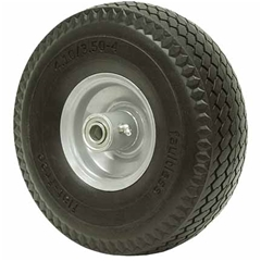 Tire and Wheel for Kart Stands - 5/8 Shaft