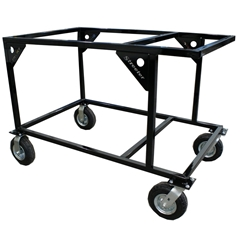 Double Kart Rack Stand - Sprint