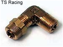 Brake Fitting Elbow - 3/16