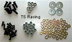 Bodywork Bolt Kit