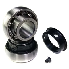 "1 1/4"" Large OD Rear Axle Bearings with Removable Shields - Kit"