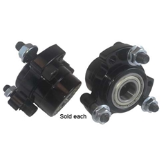 Front Hub for 17mm Spindle-US Pattern