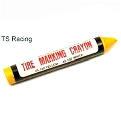 Tire Crayon Yellow