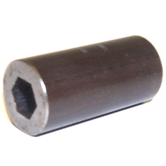 "Starter Nut for 2 Cycle 10mm x 1.25 Crank 1 5/16"" long"