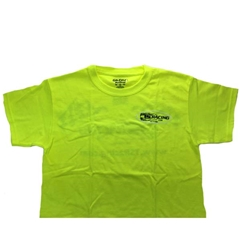 Youth Short Sleeve Shirt  - Neon Yellow