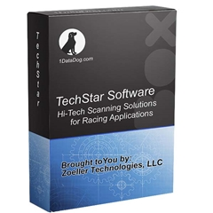 TechStar Tire - Engine  - Chassis Scanning Software 1 to 500