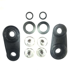 Pivot Screw Kit for Vega KJ2 Helmet