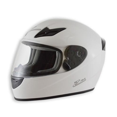 Zamp Adult Helmet - White