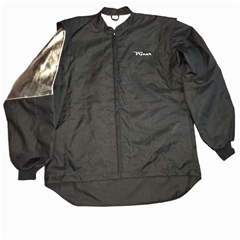 Youth Racing Jacket Black by VGear