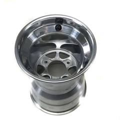 Van K 8.0 x 4.0 x 4.0 Machined QM 6.0 Wheel