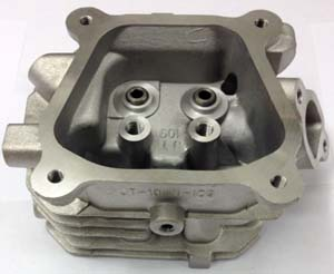 # 3 Cylinder Head - Special Built by VP