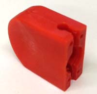 Needle Adjuster Tip - Red