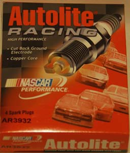Autolite Spark Plug 3932 - Animal - Cold