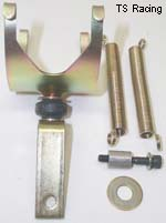 Pipe Mount Kit 80cc Honda