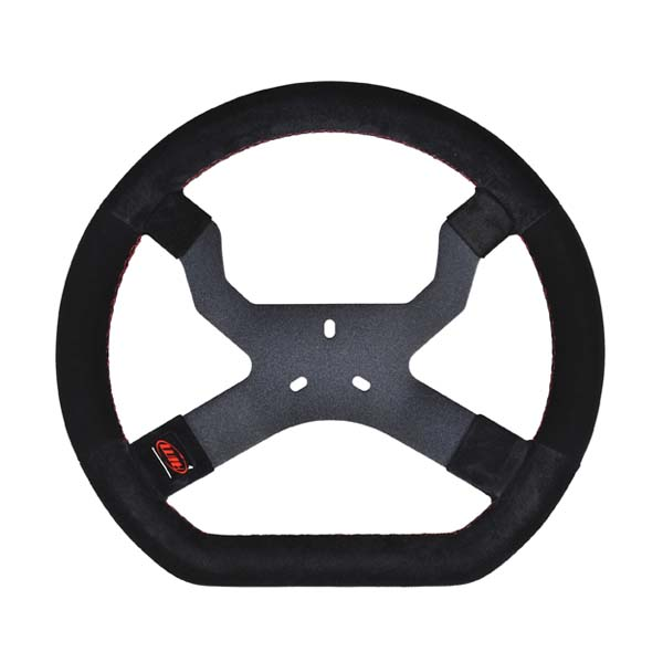 MyChron 5 Steering Wheel - Black 3 Hole
