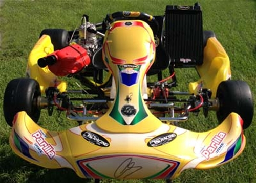 Lewis Hamilton (New) - X30 Shifter Kart Package